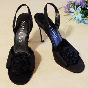 Sam&Libby LBD sling-back heels
